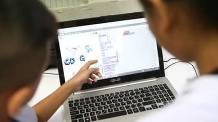 cdg group ผู้ริเริ่มโครงการ Code Their Dreams ให้ความรู้ด้านการเขียนโปรแกรมคอมพิวเตอร์เบื้องต้นด้วยการสอนscratchฟรี